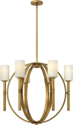 Transitional Chandelier $799