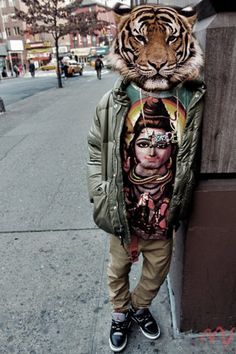 tiger buddha. lol. ♥ this.