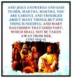 Luke 10:41-42 Gospel Of Luke, Away From Her, Sayings, Movies, Movie Posters, Lyrics, Films, Film Poster, Cinema