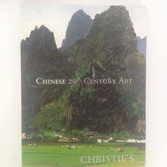 2604 Chinese 20th Century Art Christie's Catalog May 2008 Hong Kong