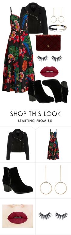 """""""good 3"""" by ichaermayani on Polyvore featuring River Island, Valentino, Chanel, Skechers and polyvorefashion"""