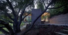 Tea Houses / Swatt | Miers Architects | Silicon Valley, CA -- ArchDaily - photo Tim Griffith