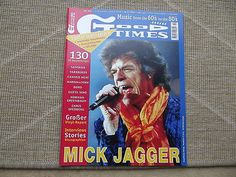 GOODTIMES Nr. 2 2000 Music from the 60s to the 80s Good Times Rolling Stones
