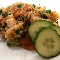 Chicken Fried Rice - Visit my blog for the recipe.