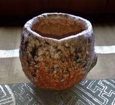 Gorgeous GUINOMI (sake bowl) by Masami Miyajima - Mashiko, Japan de la boutique NOEMASA sur Etsy