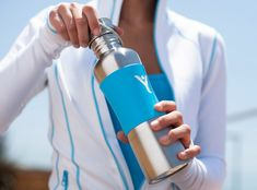 DYLN – The Bottle That Creates Alkaline Water On the Go