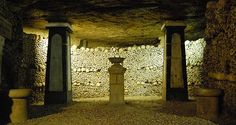 Odessa Catacombs, Paris-Scariest Places on Earth