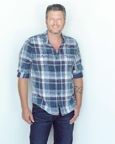 """Blake Shelton named """"Sexiest Man Alive"""" by People magazine -- """"I can't wait to shove this up Adam's ass"""". Blake Shelton has officially been crowned People magazine's Sexiest Man Alive for the year"""