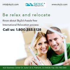 #Sky2c is one stop relocation service for #Shipping to #India from USA or for any moving requirements.