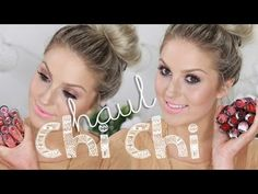 MASSIVE Chi Chi Cosmetics Haul! & Swatches! ♡ Shaaanxo
