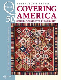 Oh, I'd love to have this quilt, but don't think I'd ever finish it!