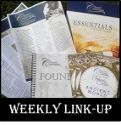 Classical Conversations Weekly Link-up  This website is doing link-ups for CC each week. There are amazing resources on the whole website but especially on these link-ups