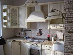 Studio Mebli JOANNA: Sposób na małą kuchnię-porady