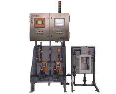 Mobile Dosing Stations Dosing Pumps Chlorine Gas