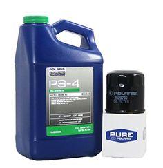 2001 Polaris Magnum 325 2X4 Polaris Half Gallon Oil Change Kit