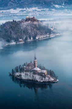 Lake Bled, Slovenia More