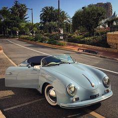 """いいね!5,760件、コメント39件 ― Car&Vintage®さん(@car_vintage)のInstagramアカウント: 「• Côte d'Azur. Porsche 356 """"Speedster"""" • laclassica.carandvintage.it By @balco.classics #CarVintage…」"""