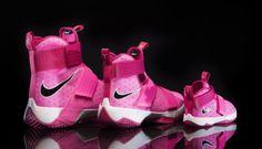 The Nike LeBron Zoom Soldier 10 Kay Yow Debuts This Week