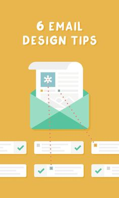 The average individual spends less than a few seconds judging if an email is relevant, important, or trustworthy - with design playing the biggest factor. In cinema, you are compelled to keep watching, even if it grosses you out. | 6 Design Tips to Radically Transform Your Emails