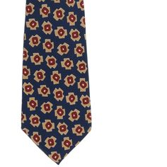 """Rugby Stripe Knit Knitted Neck Tie Woven Slim Square 2.5/"""" 57 inch Navy Blue Red"""