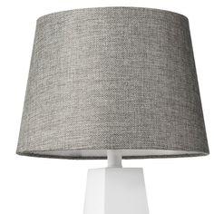 Threshold™ Linen Lamp Shade Small - Gray