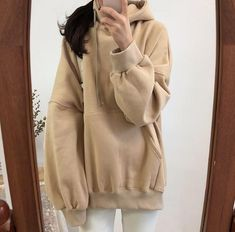 2e9b7618 Hoodie Outfit Casual, Oversized Hoodie Outfit, Baggy Hoodie, Oversized Shirt,  Sweatshirt,
