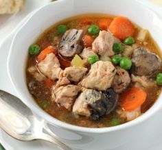 These 29 slow cooker soups and stews recipes from Food.com will keep you warm without all the fuss.