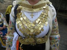 tTRADITIONAL COSTUMES-AVLONAS ATTICA-raditional jewelry handmade by Yannis Tsalapatis. all rights reserved