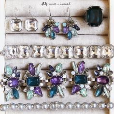 Fill your jewelry box with gorgeous c+i gems! https://www.chloeandisabel.com/boutique/heatherlee#48956