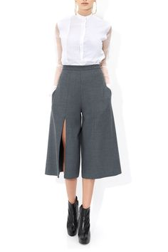 Gaucho Pants would be fun.