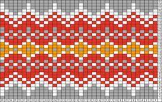 little colour Hat variation, warm copy copy variation, warm copy copy Fair Isle Knitting Patterns, Crochet Stitches Patterns, Knitting Charts, Weaving Patterns, Crochet Chart, Knitting Stitches, Knitting Designs, Motif Fair Isle, Fair Isle Chart