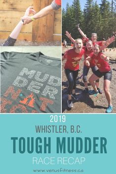 Read on for my 2019 Whistler Classic Tough Mudder race recap and personal highlights, Good Teamwork, Tough Mudder, The Costumer, Prom Dresses For Sale, Feel Tired, Whistler, Program Design, Venus, Blogging