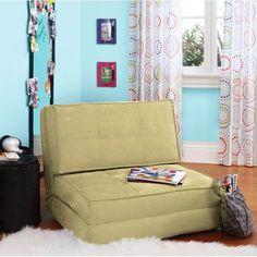 Flip Out Sofa Bed Chair Couch Convertible Room Lounger Khaki Sleeper Dorm Guest for sale online Teen Boy Bedding, Teen Girl Bedrooms, Tween Bedroom Ideas, My New Room, Home Interior, Interior Design, Classroom Decor, Classroom Design, Girl Room
