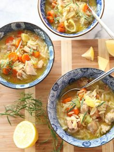 Lemon Chicken Stew | http://FoodieCrush.com