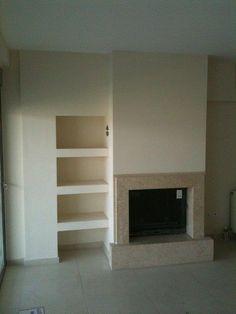 j Fireplaces, House Design, Home Decor, Fire Places, Fire Pits, Interior Design, Architecture, Home Interiors, Decoration Home