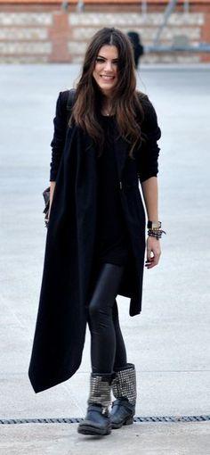 Maritsanbul (maritsa.co)                          Improvd Coat / Jacket, Ash boots / boots,   Alexander Wang duffle bag / purse