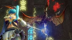 Hyrule Warriors character details