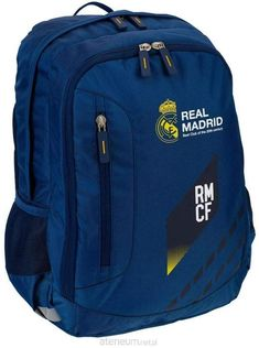 North Face Backpack, Real Madrid, The North Face, Backpacks, Bags, Fashion, Templates, School Backpacks, Hipster Stuff
