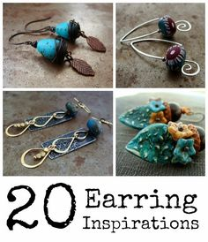 20 Inspirations and a $30 Humblebeads gift certificate giveaway!