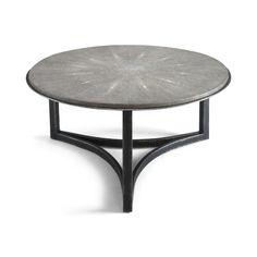 Milo Shagreen Coffee Table