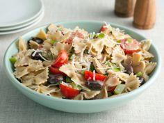 Paula's Italian Pasta Salad from FoodNetwork.com