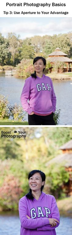 Portrait Photography Basics | Boost Your Photography