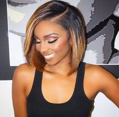 Beauty marked by Joelle. Houston MUA. African American makeup.