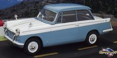 Triumph Herald 1959 1/43 Vehicles, Car, Scale Model Cars, Europe, Miniatures, Automobile, Cars, Vehicle, Tools