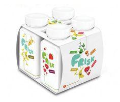 35 Cute Milk Packaging Design Inspiration - Jayce-