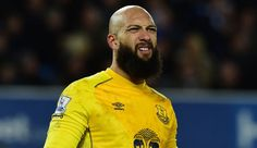 4. Tim Howard - Everton | Top 5 Hipster Beards In Football http://www.buzzfeed.com/annie04/top-5-hipster-beards-in-football-1b2hl