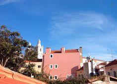 Airbnb Lisbon.