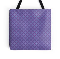 Abstract Purple Pattern Background