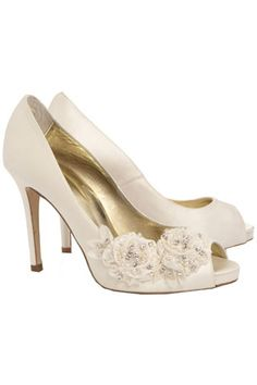 Browse the latest wedding and bridal shoe collections (BridesMagazine.co.uk)#!photo798938