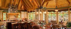 Beyond the Rustic: Modernizing a Log Cabin In the 21st Century   By: Alyssa Zandi